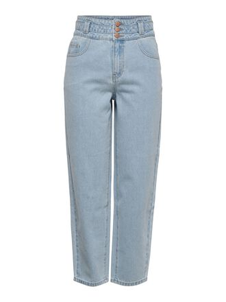 JDYCELIA LIFE HIGH ANKLE CROPPED JEANS