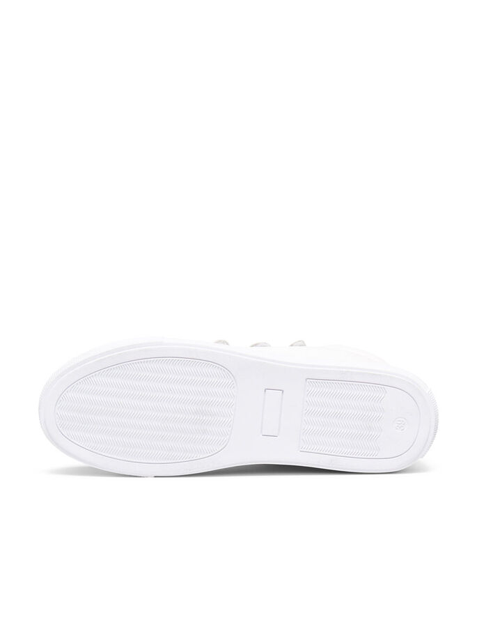 MONTANTES BASKETS, White, large
