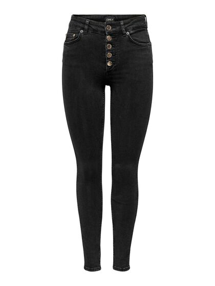 TALL ONLBOBBY ANKLE MID-RISE JEANS