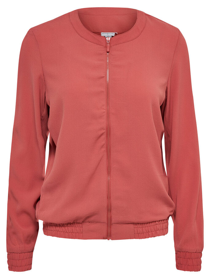 BOMBER JAS, Faded Rose, large