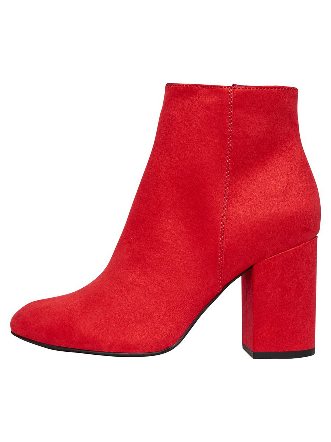 ONLY High Boots Women Red