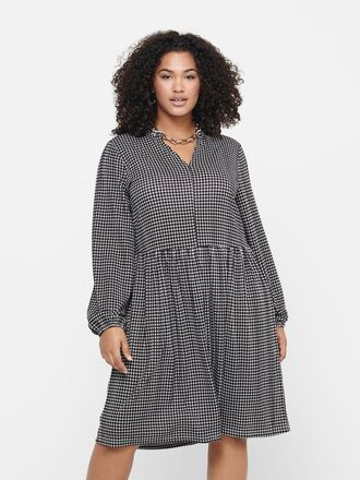 CURVY TUNIC DRESS