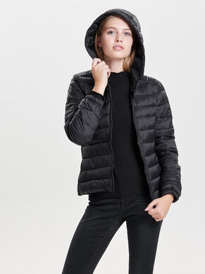 NYLON QUILTED JACKET