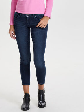 CORAL SUPERLOW CHEVILLE JOGG JEAN SKINNY