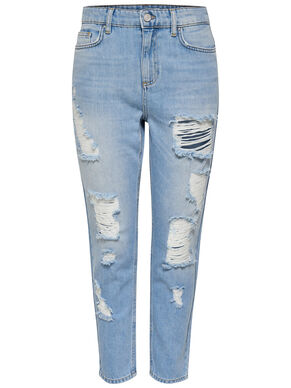 STUDIO4 MW GIRL ANKLE ANTI-FIT-JEANS