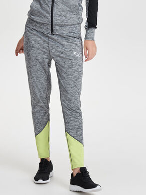 CONTRAST SWEAT PANTS
