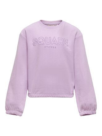 TEXTE SWEAT-SHIRT