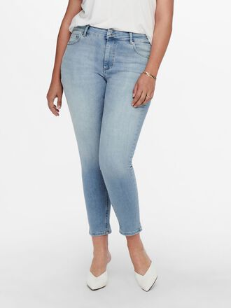 CURVY CARWILLY LIFE REG ANKLE SKINNY FIT JEANS
