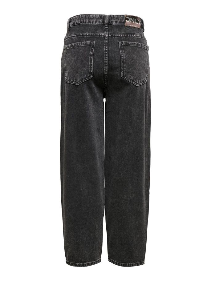 ONLLOGAN LIFE TH CAROTTE JEAN COURT, Black, large