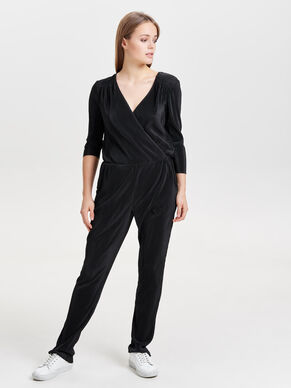 3/4 SLEEVED JUMPSUIT