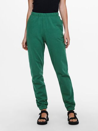 SOLID COLORED SWEATPANTS