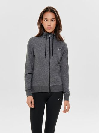 COL MONTANT SWEAT-SHIRT
