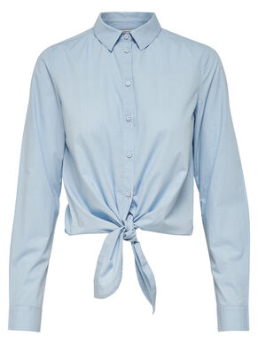 TIE LONG SLEEVED SHIRT