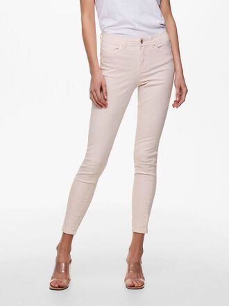SKINNY COLORED TROUSERS