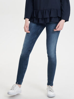 CORAL SUPER LOW SKINNY FIT-JEANS