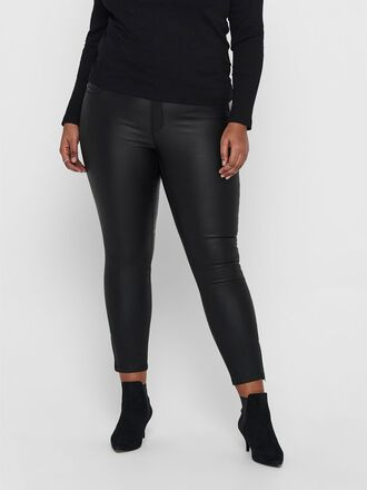 CURVY CARKARLA ETERNAL COATED SKINNY FIT JEANS
