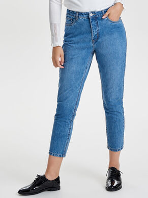 KELLY MOM FIT REGULAR FIT-JEANS