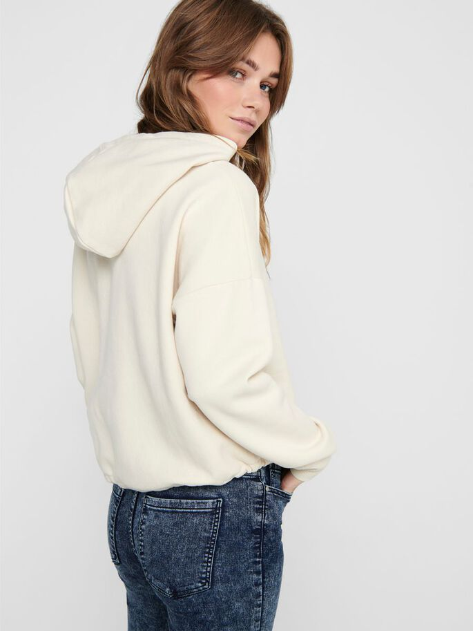 SWEAT HOODIE, Birch, large