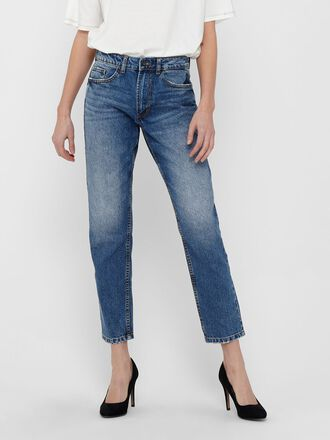 JDYSELMA LIFE GIRLFRIEND STRAIGHT FIT-JEANS