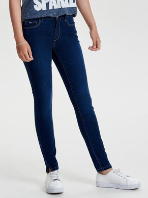DENIM POWER REG ANKLE SKINNY JEANS