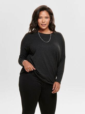 CURVY LONG TOP