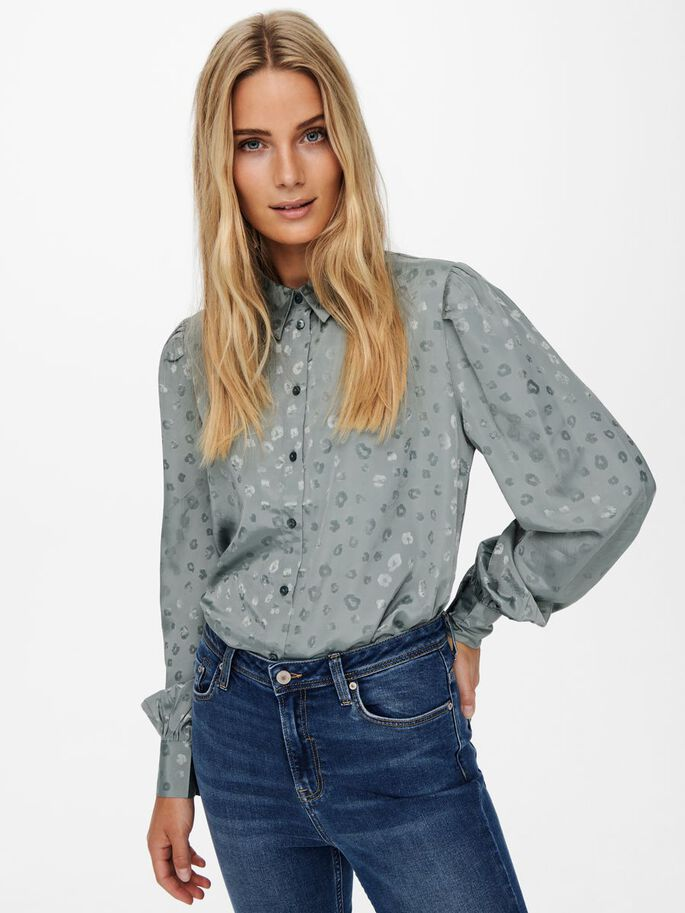 PRINTED SHIRT, Abyss, large