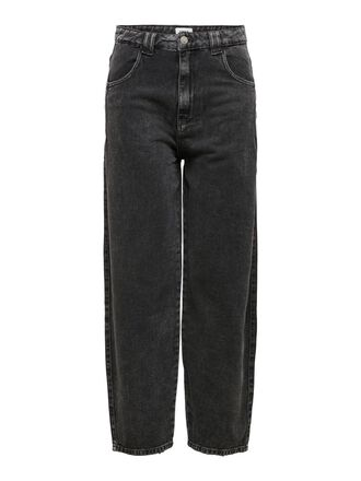ONLLOGAN LIFE HW CARROT CROPPED JEANS