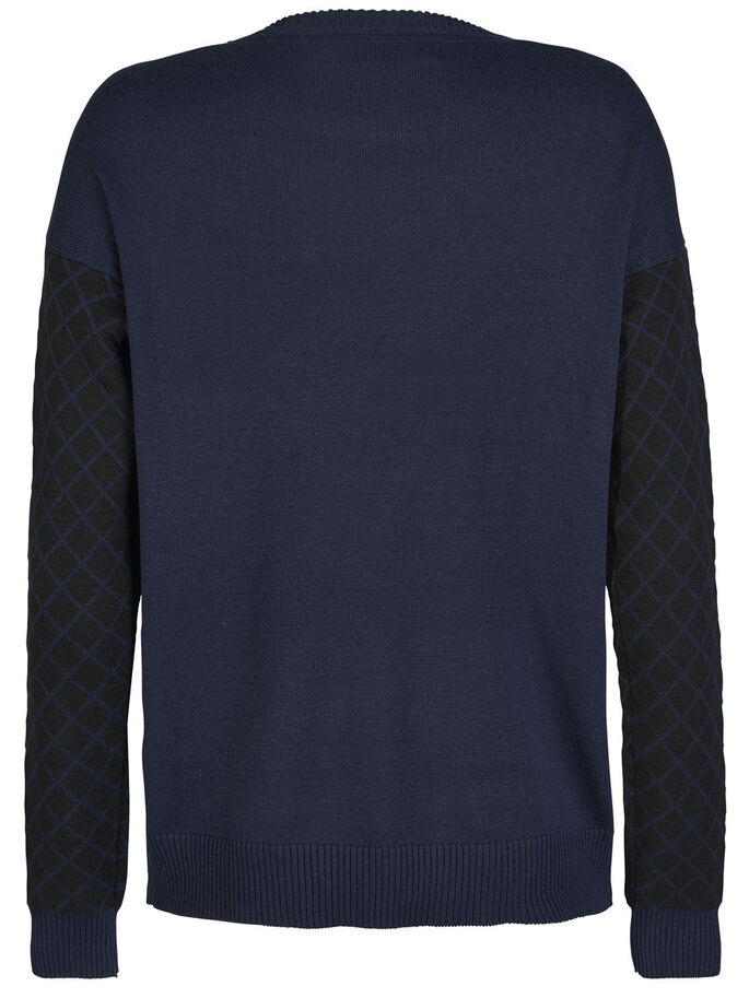 Jacquard-muster pullover | ONLY