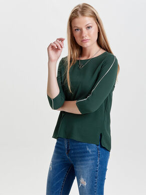 LOOSE 3/4 SLEEVED TOP
