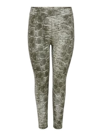 CURVY ANIMALPRINT LEGGINGS