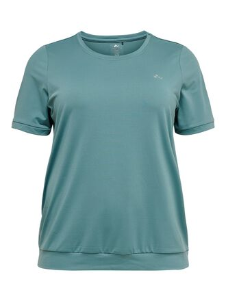 CURVY LOOSE SPORTS TOP