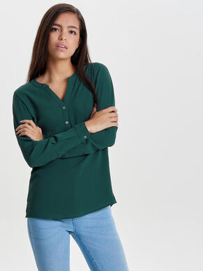 LOOSE LONG SLEEVED SHIRT
