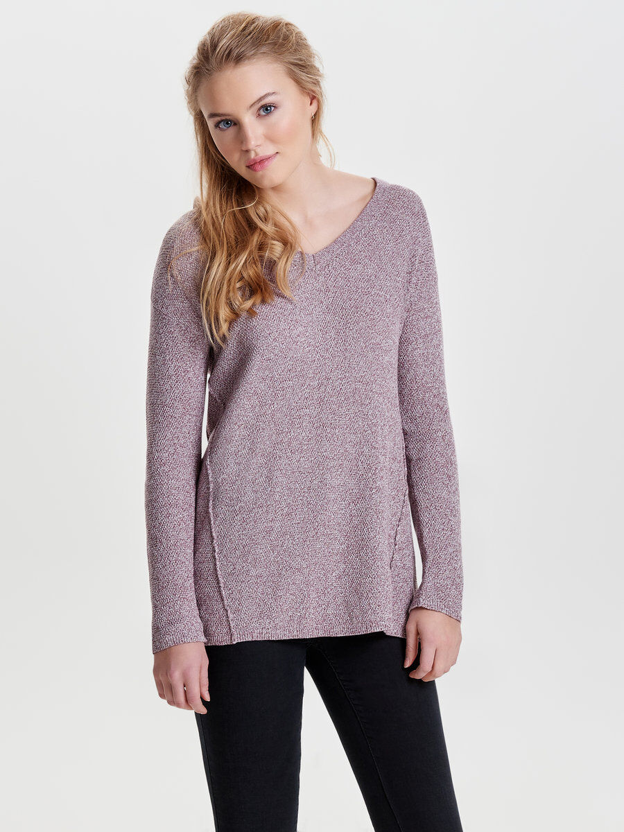 Only Cold Cold Shoulder Shoulder Pullover Knitted XRZgwX