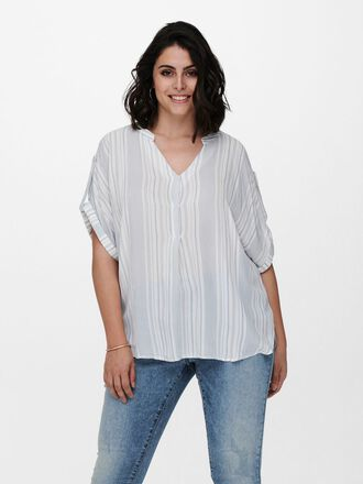 CURVY LOOSE FITTED TOP