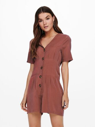 LOOSE FITTED PLAYSUIT