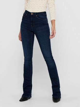 ONLPAOLA HW FLARED JEANS