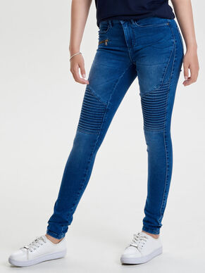 ROYAL REG FRESH BIK JEAN SKINNY