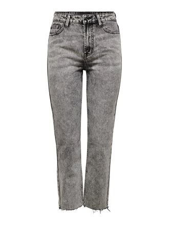 ONLEMILY HW ANKLE JEANS STRAIGHT FIT