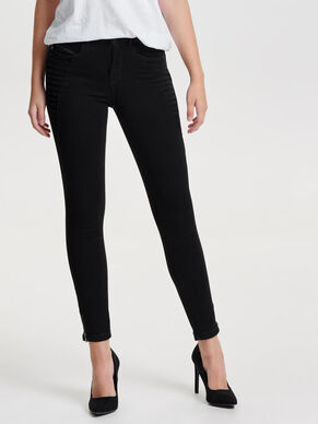 ROYAL REG ZIP SKINNY FIT JEANS