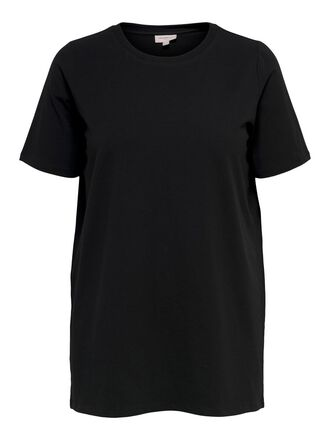 CURVY LONG T-SHIRT