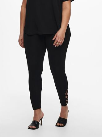 CURVY JERSEY LEGGINGS
