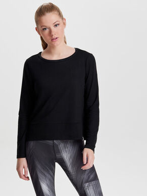 PAILLETTES SWEAT-SHIRT