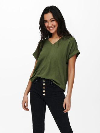 LOOSE FIT TOP