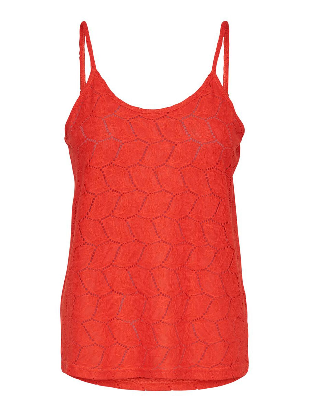 ONLY Singlet Cami Women Red