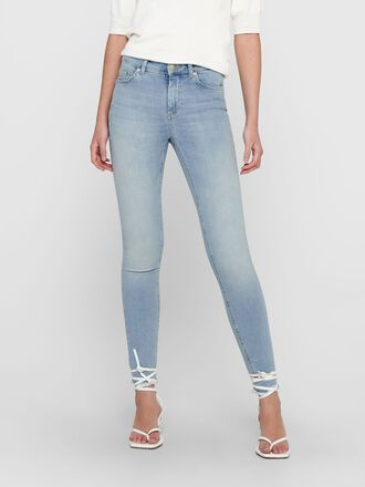 ONLBLUSH MID ANKLE SKINNY FIT JEANS