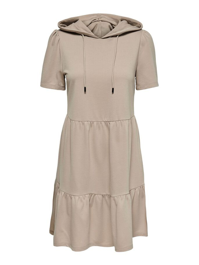 MARY SWEAT ROBE, Simply Taupe, large