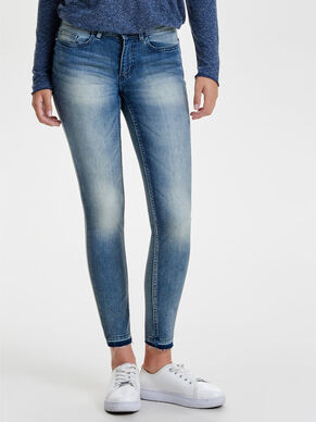 JDY LOW CALL ANKLE SKINNY JEANS