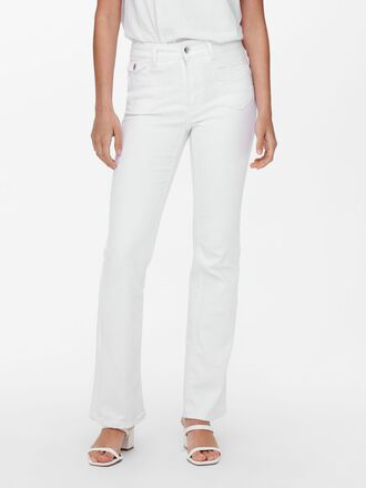 ONLEBBA HIGH WAISTED FLARED JEANS
