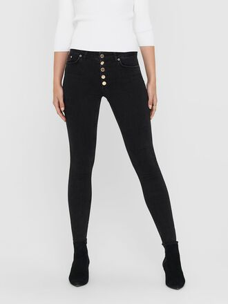 ONLBOBBY LIFE MID SKINNY FIT JEANS