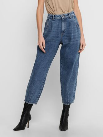 ONLVERNA-BOMB BALLOON HW LOOSE FIT JEANS